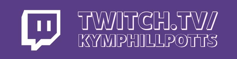 Kym's Twitch Channel